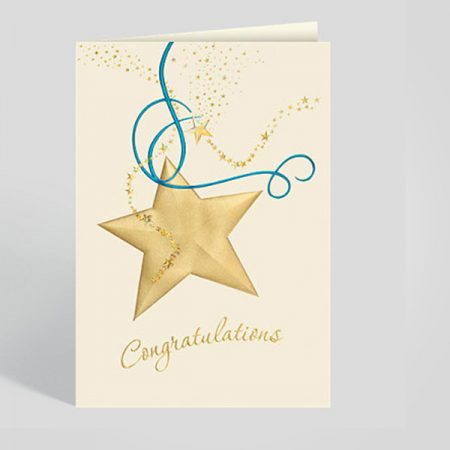 Congratulation Cards