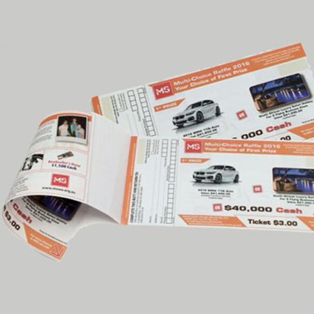 Paper Tickets