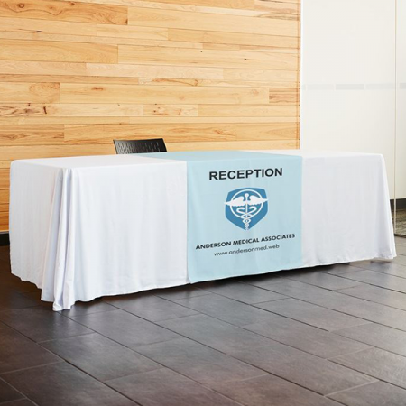 Table Drop Banners