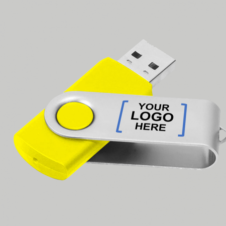 Twist USB Flash Drive