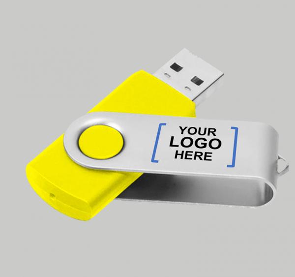 Twist USB Flash Drive