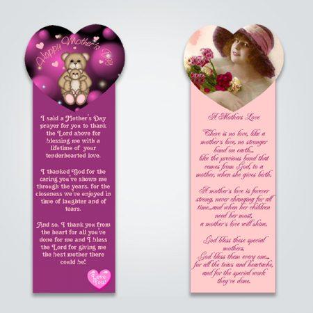 Custom Corner Bookmark