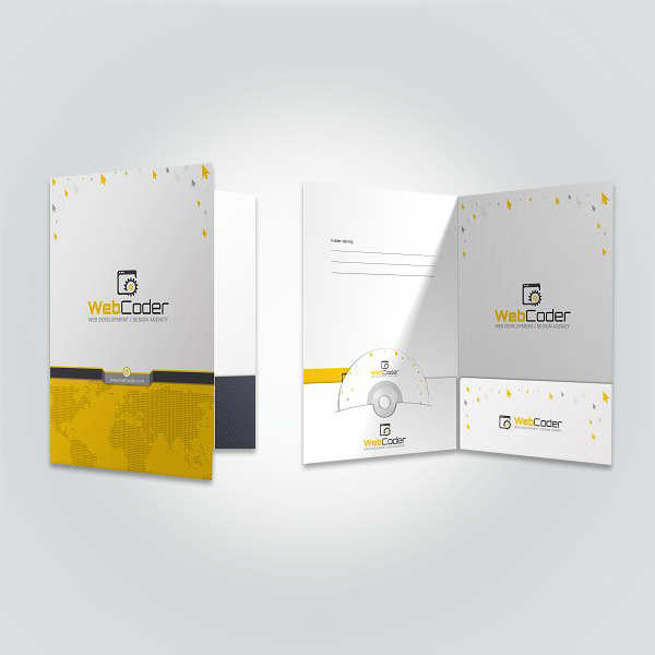 Custom File Folder