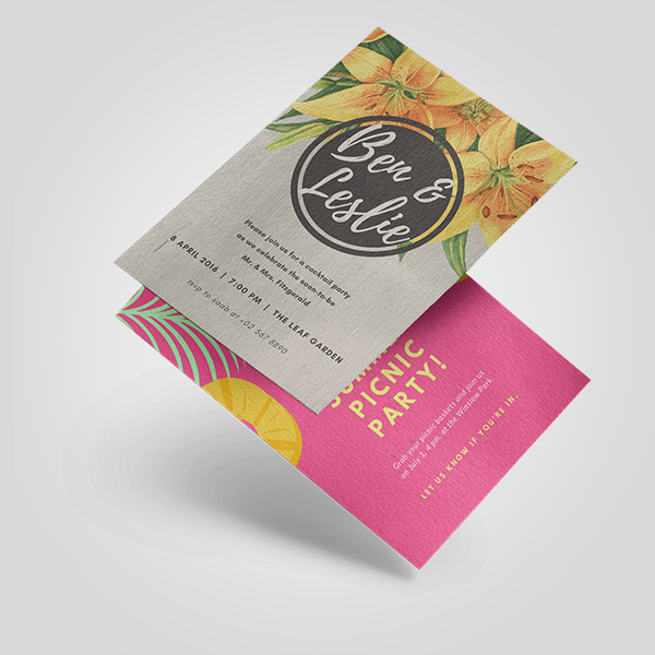 Best Online Farewell Party Invitation Cards Printing