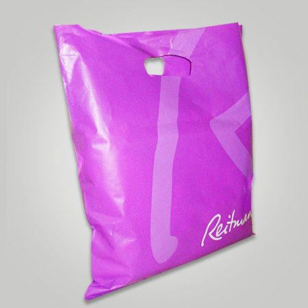 Polythene Shopping Bags