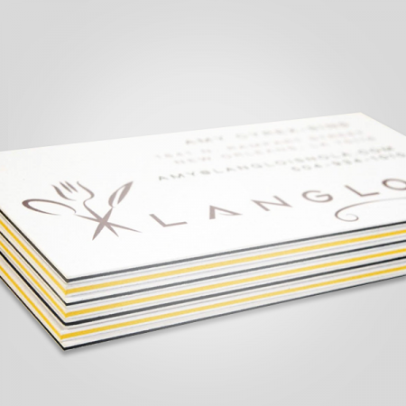 Sandwich Business Cards