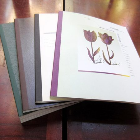 Tape Binding Booklet