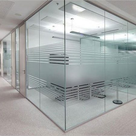 Transparent Glass Films