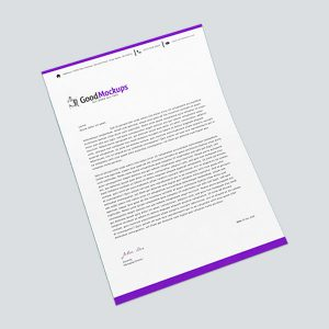 A4-size-Letterhead